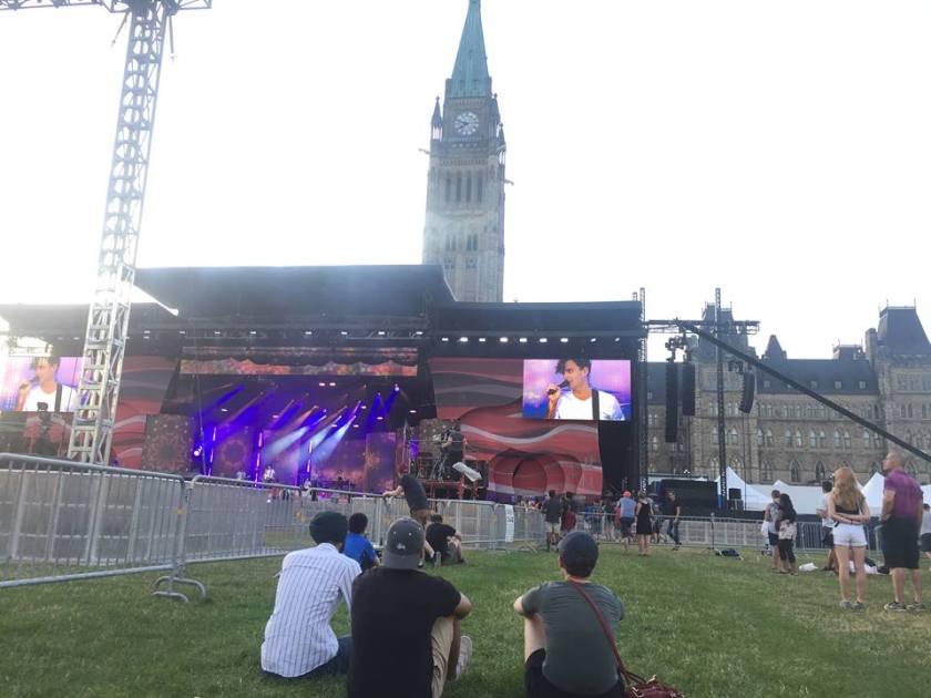Canada Day Arkells 2